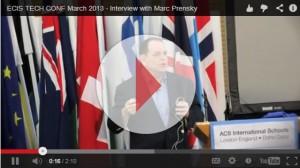Marc Prensky Interview